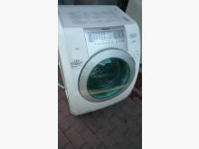 [9成新] 黃阿成~國際13公斤洗脫烘滾筒洗衣機無破損有使用痕跡