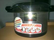 膳魔師不銹鋼高真空燜燒鍋鍋具近乎全新