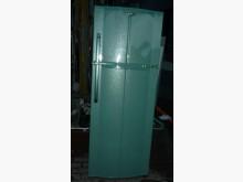 [9成新] 黃阿成~聲寶470公生雙門冰箱冰箱無破損有使用痕跡