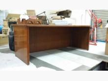 可當工作桌的大桌子辦公桌近乎全新
