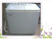 [9成新] 媽媽最愛三洋8.5公斤雙槽洗衣機洗衣機無破損有使用痕跡