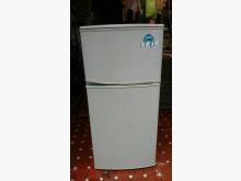 [8成新] 東元小鮮綠雙門冰箱.只賣6500冰箱有輕微破損