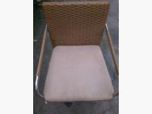 可調高低的籐椅書桌/椅無破損有使用痕跡