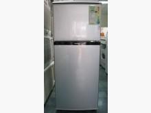 [95成新] ♥恆利♥國際130L環保節能雙門冰箱近乎全新