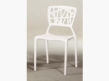 [全新] 存希白色餐椅 現價1300餐椅全新