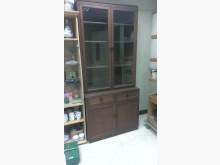 古色古香的實木書櫃書櫃/書架無破損有使用痕跡