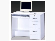 [全新] 特價3尺白色電腦桌 桃園區免運費電腦桌/椅全新
