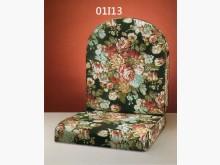 [全新] I13印花布椅墊 滿7片免運費木製沙發全新