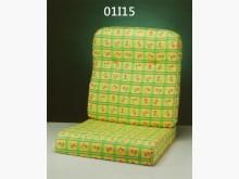 [全新] I15 印花布椅墊 滿7片免運費木製沙發全新