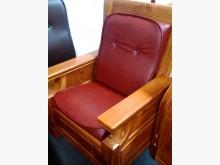 [全新] 酒紅雲彩皮小組椅墊 滿7片免運費木製沙發全新