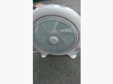 [9成新] 聲寶14吋定時箱扇電風扇無破損有使用痕跡