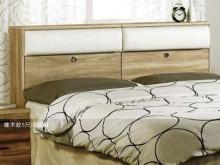 [全新] 凱文5尺橡木紋被櫥雙人床雙人床架全新