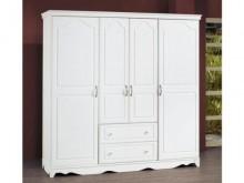 [全新] 維恩白色7x7開門衣櫃衣櫃/衣櫥全新