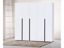 邦妮白色1.35尺單門衣櫥*圖中衣櫃/衣櫥全新