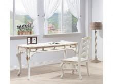 [全新] 伊麗莎白歐式4.5尺書桌書桌/椅全新
