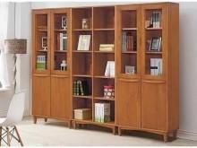[全新] 文森原木全實木2.7尺書櫃書櫃/書架全新