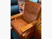 [全新] 頭枕型茶雲彩皮椅墊 滿7片免運費木製沙發全新