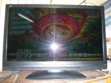 [8成新] 聲寶42吋畫質清晰色彩鮮艷電視有輕微破損