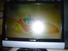[8成新] 富士丸22吋液晶色彩鮮艷電視有輕微破損