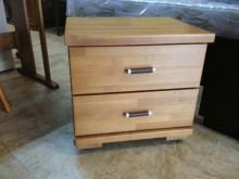 [全新] 雅格香檜半實木床頭櫃床頭櫃全新