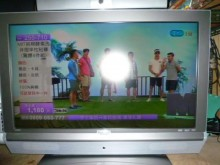 [8成新] 兆赫32吋液晶色彩鮮艷畫質清晰電視有輕微破損