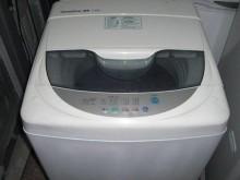 [8成新] LG洗王洗衣機9公斤極新洗衣機有輕微破損