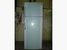 [8成新] 國際420公升極新又漂亮兩年保固冰箱有輕微破損