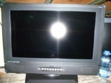 [8成新] 明碁32吋液晶色彩鮮艷畫質清電視有輕微破損