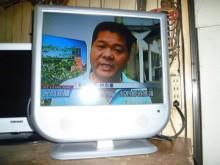 [8成新] 李太太中古有保固奇美21吋液晶電視有輕微破損