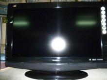 [8成新] 優派32吋液晶畫質優色彩鮮艷電視有輕微破損