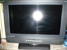 明碁32吋液晶畫質清晰色彩鮮艷電視有輕微破損