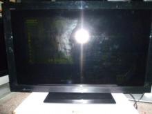 [8成新] 新力40吋液晶色彩鮮艷畫質佳電視有輕微破損