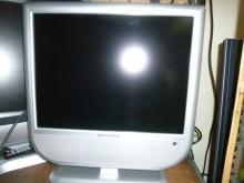 [8成新] 奇美22吋液晶色彩鮮艷畫質優電視有輕微破損