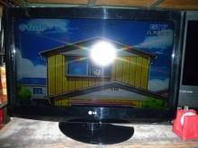 [8成新] LG樂金液晶32吋色彩鮮艷畫質佳電視有輕微破損