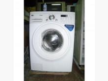 [8成新] LG11公斤洗脫烘滾筒兩年保固洗衣機有輕微破損