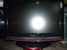[8成新] 大同26吋液晶畫質清晰色彩鮮艷電視有輕微破損