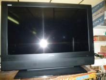 [8成新] 禾聯46吋液晶畫質佳色彩鮮艷電視有輕微破損