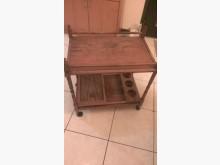 橡木有輪方便桌其它桌椅無破損有使用痕跡