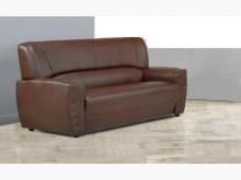 [全新] 833#咖啡厚皮三人沙發9900多件沙發組全新