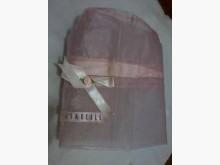 粉紅色透紗圓型收納紗袋收納箱全新
