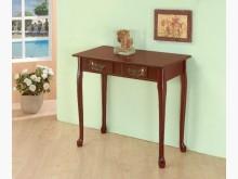 [全新] 克莉絲彩繪法式玄關書桌3600書桌/椅全新