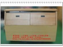 [全新] 宏品二手~LG*全新檜木床頭櫃床頭櫃全新