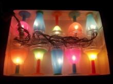 多款酒杯造型裝飾燈串 @S吊燈全新