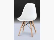 [全新] 巴布白色餐椅特價990餐椅全新