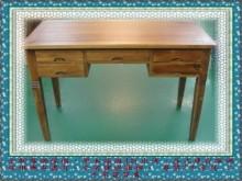 [全新] TK-G06*全新4.2尺五抽屜書桌/椅全新