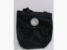 黑色帆布防水環保購物袋其它家庭雜貨全新