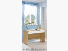 [全新] 原切橡木白4尺書桌特價4800書桌/椅全新
