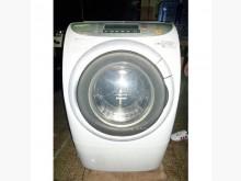 [8成新] 國際DD變頻滾筒式洗脫烘10公斤洗衣機有輕微破損