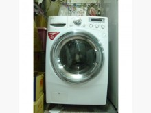[8成新] 翁小姐LG12公斤洗衣機超漂亮洗衣機有輕微破損