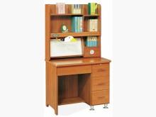 [全新] 時尚傢俱-全新}柚/胡色3尺書桌電腦桌/椅全新